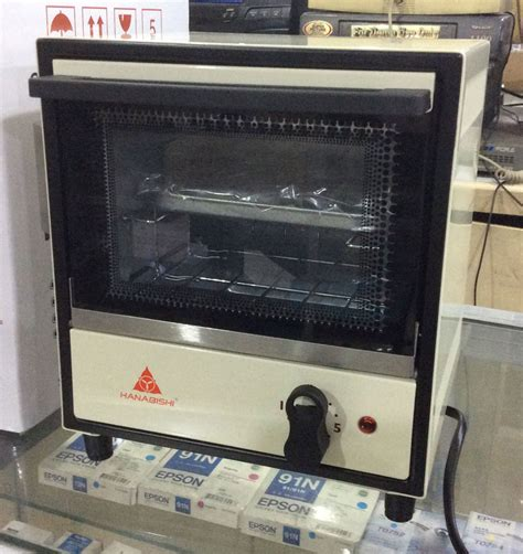Toaster Oven 20 Hanabishi Oven Toaster Ho 20 White Cebu Appliance Center