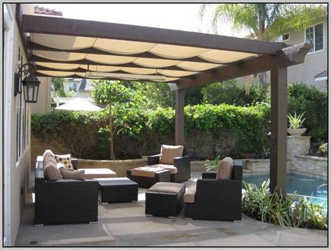 backyard shades backyard shade ideas house beautiful