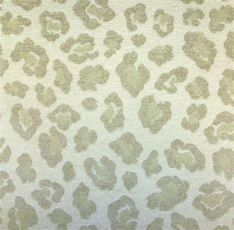 snow leopard upholstery fabric waverly fabrics serengeti snow leopard