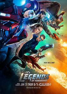 Assistir Legends of Tomorrow 2ª Temporada Episódio 16 – Dublado Online