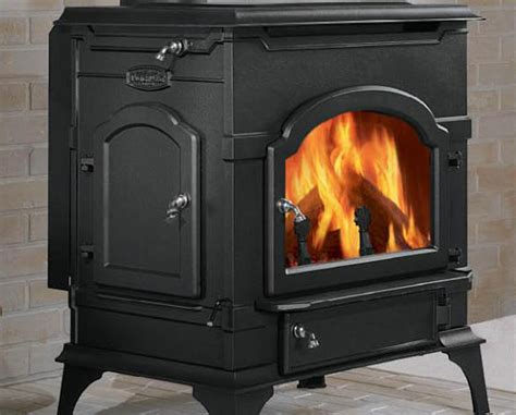 Wood Burning Stove In Fireplace by The Fireplace Professionals West Non Catalytic