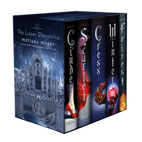 ah it s going to be so pretty the lunar chronicles boxed set by marissa meyer the lunar