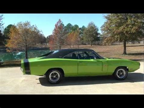 sublime green dodge charger for sale sold 1970 dodge charger rt se sublime green fully