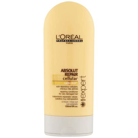 Conditioner Loreal l or 233 al professionnel s 233 rie expert absolut repair conditioner 150ml free shipping
