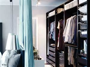 dressing chambre rideau