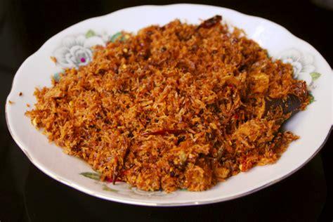 resep abon ikan tongkol kelapa  manfaat mengonsumsi ikan