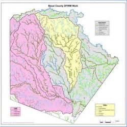 bexar county map brwm