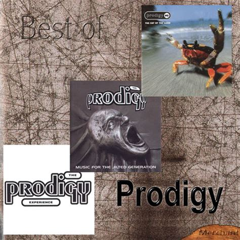 the prodigy best hits the prodigy discography 187 bootlegs the prodigy info