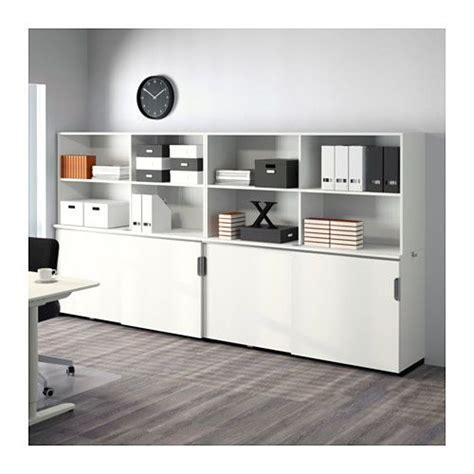 Ikea Arbeitszimmer Galant galant aufbewahrung mit schiebet 252 ren wei 223 ikea