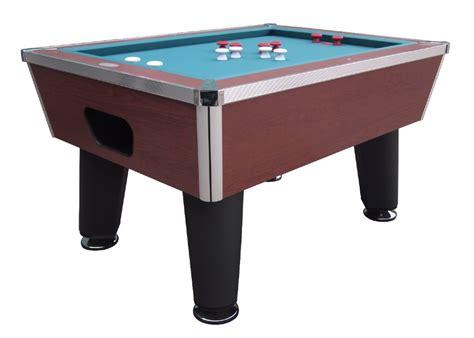 slate bumper pool table berner billiards quot the brickell quot pro slate bumper pool