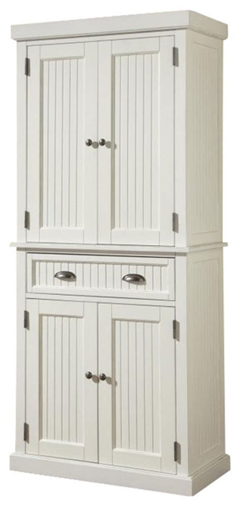 white kitchen pantry cabinet nantucket pantry distressed white farmhouse pantry