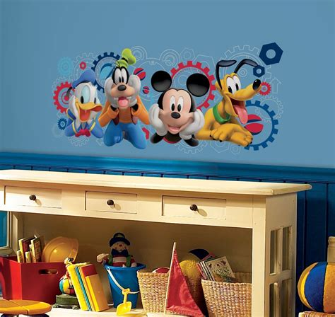 mickey mouse clubhouse size bedding office and
