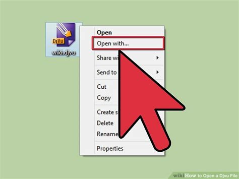 djvu format open how to open a djvu file with pictures wikihow