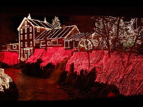 clifton mill christmas lights 2014 boise