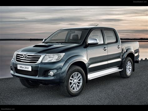 Toyota Hilux 2012 Toyota Hilux 2012 Car Picture 01 Of 8 Diesel Station