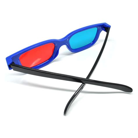 Kacamata 3d Glasses 3d Plastic Frame H3 2 3d Glasses Plastic Frame Kacamata 3d H3 Blue