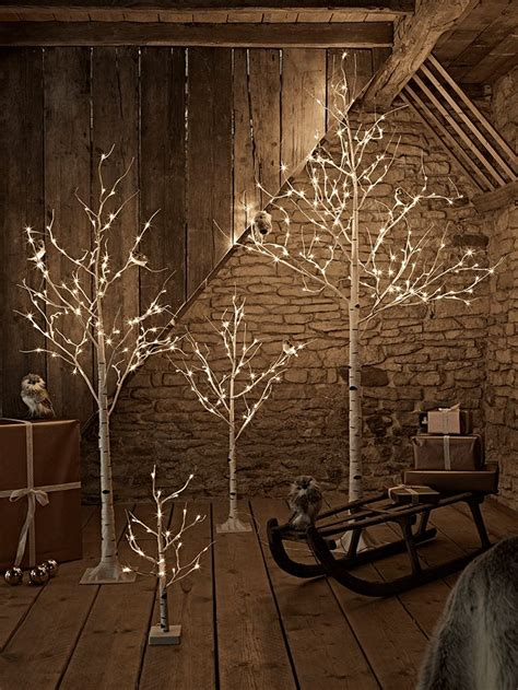 lighted trees for indoors 17 best images about wreaths doorstep decor on