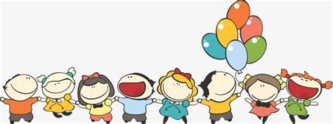 imagenes de niños jugando con globos ni 241 os con globos globo ni 241 o jugar png y vector para