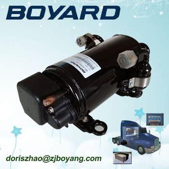 boyard r134a 12v 24v dc air conditioner compressor kfb135z24 for 12v air conditioner rooftop