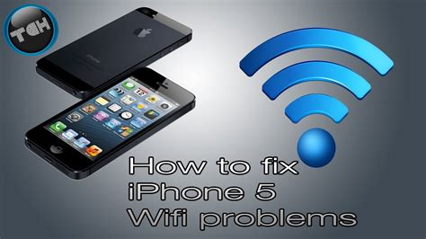 how to fix iphone 5 5s 5c wifi problems
