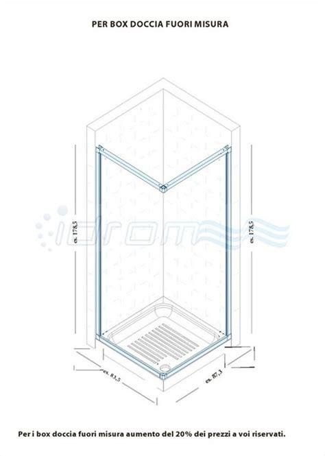 piatto doccia 60x70 box doccia semicircolare in pvc con apertura laterale