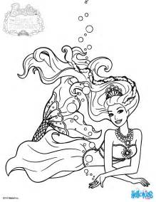 barbie plays lumina coloring pages hellokids