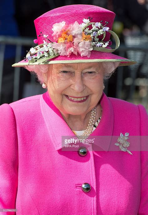 elizabeth ii the queen duke of edinburgh carry out engagements in