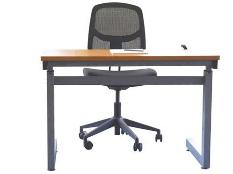 build your own adjustable height desk height adjustable desk frames 2 height ranges made in