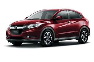 Honda Of 2015 Honda Vezel Drive Motor Trend