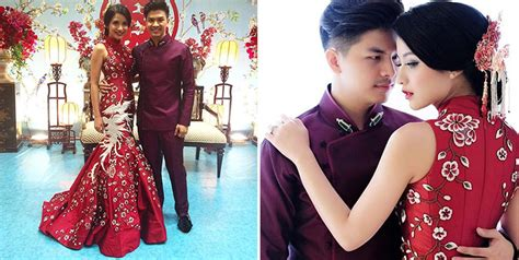 Gaun Pengantin 1712069 Putih Sabrina Ekor Wedding Gown Wedding Dress the dreamy wedding gown of chelsea weddingku