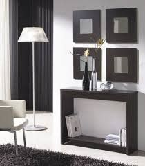 muebles recibidores  entradas pequenas mil ideas de