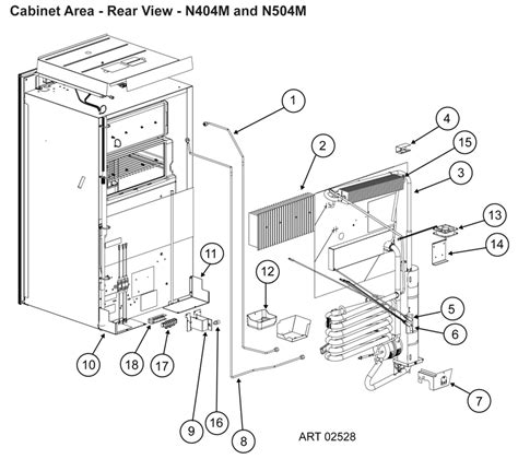 thetford caravan fridge wiring diagram efcaviation