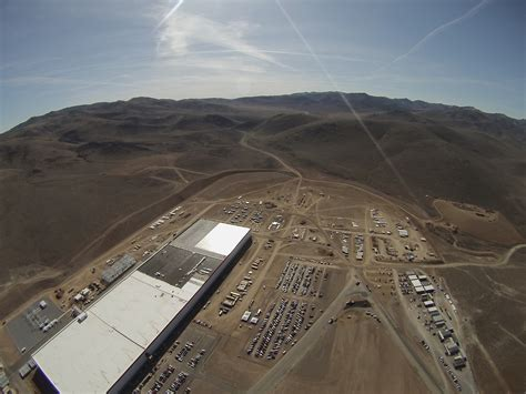 Tesla Giga Factory Rgj Captures Footage Inside Tesla Gigafactory 1