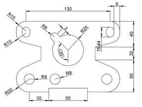 Cad Drawing Autocad Exercises Free Ebook Tutorial45