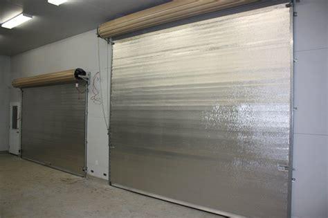 commercial garage door  smart garage