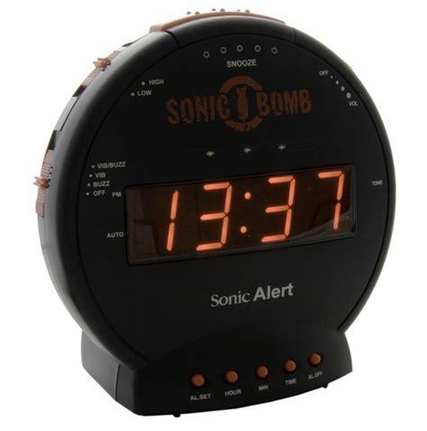 Alarm Mobil Sonic sonic bomb alarm clock v 230 kkeure gadgethuset dk