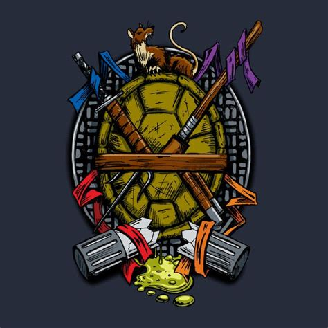 Mutant Turtles Tmnt A24 Kaos Family T Shir 189 best images about turtles on