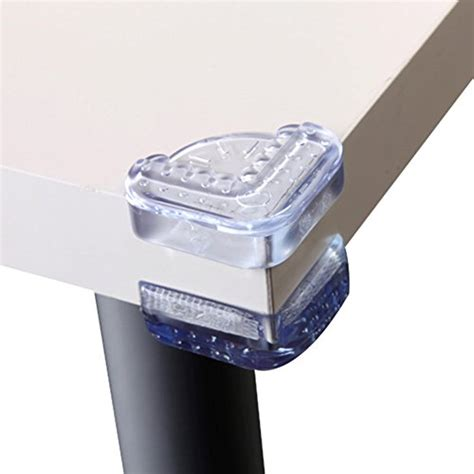 Fireplace Corner Protectors by Baby Mate 8 Pcs Artistic Child Proof Table Corner