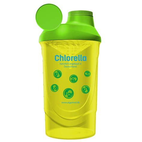 Will Chorella Detox Bpa Out Of by Chlorella Shaker Zitronen Gelb 600 Ml Algomed