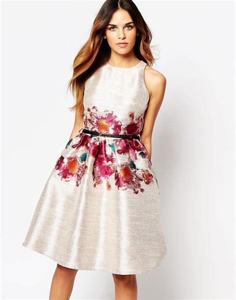 Muddy Floral Print Dresses by Flower Print Dress Www Pixshark Images