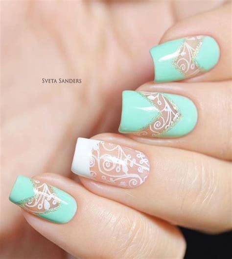 imagenes de uñas decoradas ultimas tendencias im 225 genes con dise 241 os de u 241 as largas decoradas ideas art