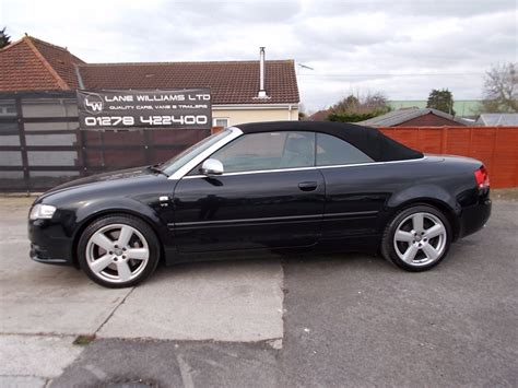 second audi a4 convertible used audi a4 and second audi a4 in bridgwater