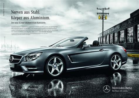 new car advertisement mercedes mercedes launches media caign