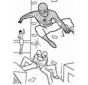 Spiderman Coloring Pages Free For Kids &gt&gt Disney