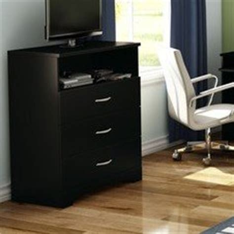 bedroom tv stand with drawers modern minimalist 3 drawer media chest bedroom w shelf