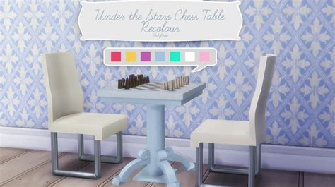 chess table chairs sims 3 38 best the sims 4 not so berry cc images on