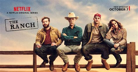 The Ranch 411mania netflix debuts trailer for the ranch part 2
