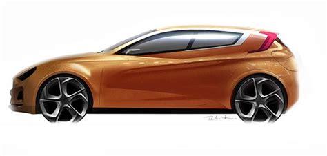 2020 fiat punto fiat punto 2020 on behance transportation sketch