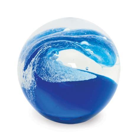 Water Globe blue water globe