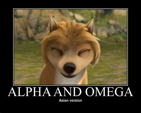 Alpha Meme - alpha and omega kate